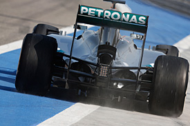Rosberg: Oz preparation on the limit
