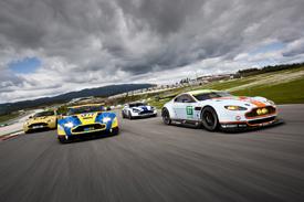 Aston Martin 2014 season launch