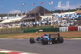1992 South African GP