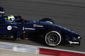 Felipe Massa, Williams, Bahrain F1 testing, February 2014