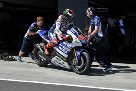 Fitness a huge issue - Lorenzo