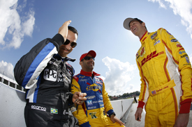 IndyCar now on right track - drivers
