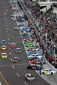 NASCAR: no rush to tweak qualifying
