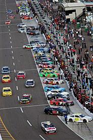 NASCAR: no rush to tweak qualifying