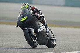 Ducati class switch angers Honda