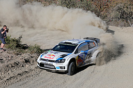 'Angry' Ogier wants WRC lead back