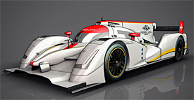 New Rebellion LMP1 to miss first test