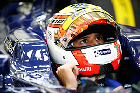 Nasr stays on with Carlin for 2014