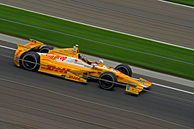 IndyCar wants Indy speed record beaten