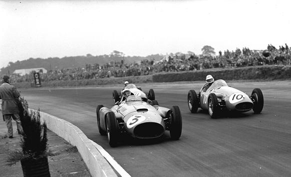 Гонки Гран При вновь становятся Формулой 1 – 1954