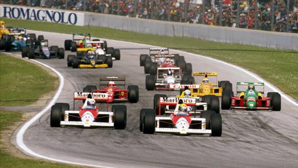 Конец первой турбоэры Формулы 1 – 1989