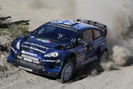 Mikko Hirvonen Rally Mexico