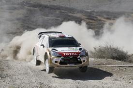 Ostberg WRC Mexico