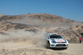 Ogier Rally Mexico