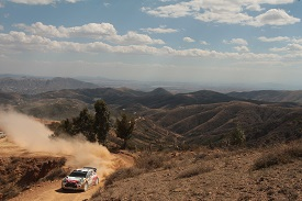 Kris Meeke, Rally Mexico