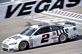 Penske: 2013 slump helped Keselowski