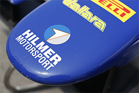 Hilmer replaces Russian Time in GP3