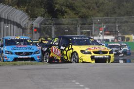 Shane van Gisbergen, Tekno Holden, Melbourne V8 Supercars 2014