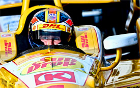 Hunter-Reay says Honda fears allayed