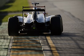 Romain Grosjean Australian Grand Prix