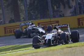 Sergio Perez, Force India, Australian Grand Prix