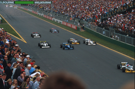 Melbourne 1997