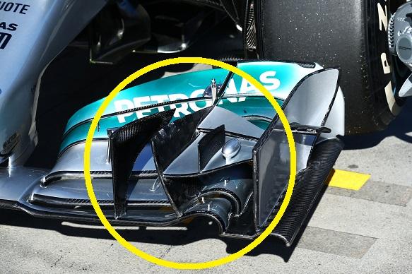 Технический обзор: Mercedes