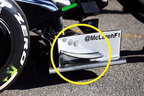 Технический обзор: McLaren