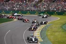 Australian GP 2014
