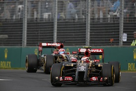 Oz performance encouraging for Lotus