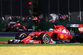 Alonso: Ferrari cannot be happy
