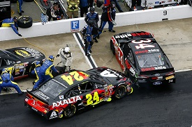 Jeff Gordon Bristol NASCAR
