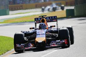 Daniel Ricciardo F1 Red Bull 2014