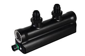 Fuel-flow meter