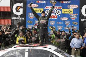 Kyle Busch NASCAR Sprint Cup 2014
