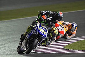 Rossi: 'dangerous bet' vindicated
