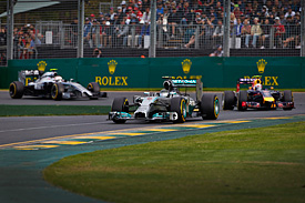 Fuel sensors could decide races - Horner