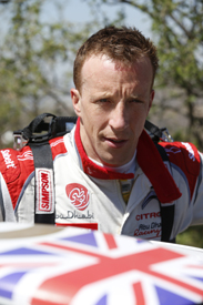 Meeke is another top name helping with the fundraising