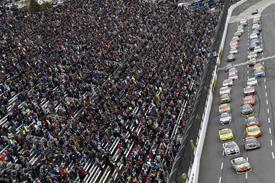 Martinsville NASCAR 2014