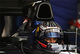 Evans tops first practice of 2014
