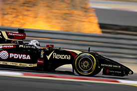 Lotus 'miles off' where it expected to be