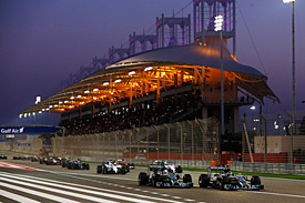Teams say F1 the winner in Bahrain