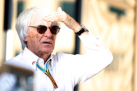 Ecclestone: no easy fix for F1 noise