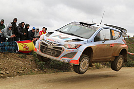 Sordo hoping for Argentina outing
