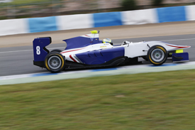 Jimmy Eriksson, Koiranen, Jerez GP3 test April 2014