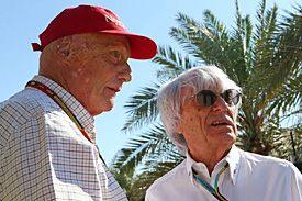 Lauda furious with F1 critics