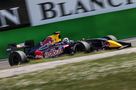 Sainz takes commanding Monza win
