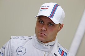 Bottas the real deal - Williams
