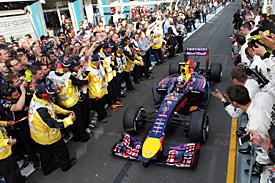 В Mercedes требуют дополнительного наказания для Red Bull Racing