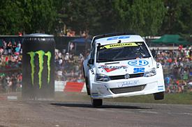 Anton Marklund, rallycross
